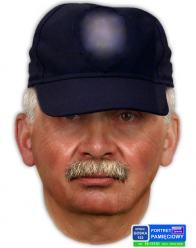 Policja publikuje portret pamięciowy oszusta