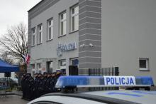 Policjanci z Grodkowa mają nową siedzibę