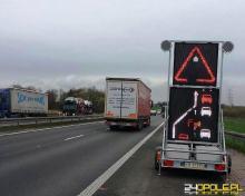 Od dziś zmiany w prawie o ruchu drogowym. Korytarz życia obowiązkowy