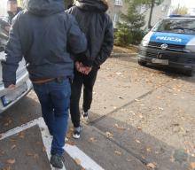 Poszukiwany 19-latek złapany z narkotykami