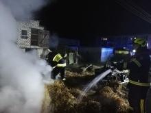 W pożarze w Przeczy spłonęły kury, króliki i pies