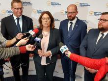 Małgorzata Kidawa-Błońska chce pomóc samorządom i zadbać o przedsiębiorców
