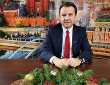 Arkadiusz Wiśniewski - nie będziemy poszerzać granic Opola