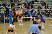 Uni Opole pokonało Częstochowiankę i awansowało na drugie miejsce w lidze