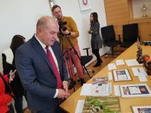 Urząd Marszałkowski wzbogacił aukcje WOŚP. Na aukcji m.in. otwarcie obwodnicy Dobrodzienia