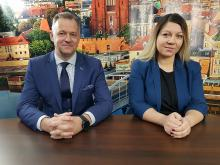 Barbara Pawlos i Marek Tomków - e-recepta to dobre rozwiązanie