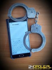 Policja Namysłów: Ostrzegamy przed fałszywymi SMS-ami