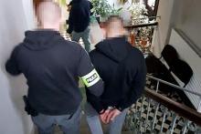 Zatrzymany za kierowanie grupą przestępcą i handel narkotykami