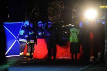 W wypadku pod Opolem zginęła 30-letnia kobieta, jej 35-letni mąż i półroczne dziecko