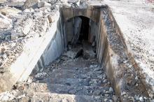 Pod płytą dworca PKS ujawniono powojenne korytarze schronu. Zostaną wyburzone