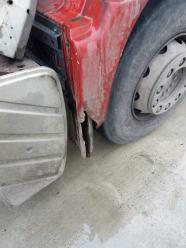 Przewoził metalowe odpady pojazdem zagrażającym bezpieczeństwu wszystkich uczestników ruchu