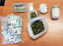 Tymczasowy areszt za znaczne ilości narkotyków