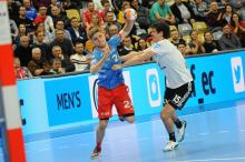 Ambitna Gwardia z kolejną przegraną w Pucharze EHF.