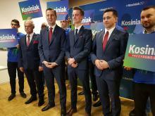 """Kosiniak-Kamysz z kampanią prezydencką na Opolszczyźnie. """"Dość hejtu i wojny polsko-polskiej!"""""""