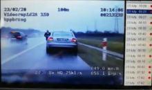 """""""Zmuszał"""" innych kierowców do zatrzymania, stracił już uprawnienia"""