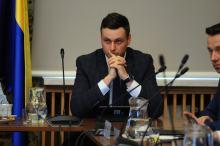 Sławomir Batko nowym wiceprzewodniczącym Rady Miasta Opola