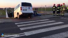 Śmiertelny wypadek pod Prudnikiem. Zablokowana droga nr 414 pomiędzy Białą a Krobuszem