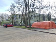 Pacjenci z koronawirusem z Opola dziś pojadą do szpitala w Kędzierzynie-Koźlu