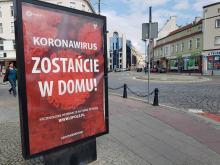 Miasto Opole dołącza do kampanii #ZOSTAŃWDOMU