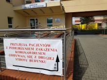 Koronawirus: Nie ma nowych zachorowań na Opolszczyźnie. 2 osoby wyzdrowiały
