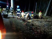 Śmiertelny wypadek w Murowie. Zginął mężczyzna