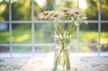Kilka sztuczek, dzięki którym poczujesz wiosnę w domu