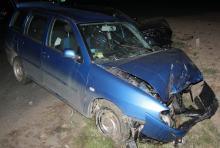 Dwa wypadki śmiertelne w powiecie krapkowickim - policjanci apelują o rozwagę za kierownicą