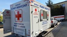 Opolska firma dysponuje mobilnym punktem, który mógłby służyć do poboru próbek na koronawirusa