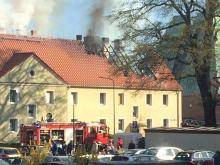 Tragiczny bilans pożaru domu w Kędzierzynie-Koźlu. Znaleziono zwłoki 3 osób
