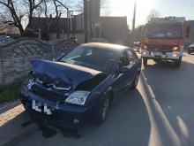 Kolizja pojazdów w Opolu. Sprawczyni pijana
