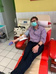 <i>(Fot.Regionalne Centrum Krwiodawstwa i Krwiolecznictwa w Opolu )</i>