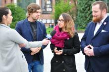 Marcelina Zawisza złożyła doniesienie do prokuratury na wojewodę opolskiego