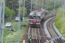 Tragedia na torach w Opolu. Pociąg potrącił mężczyznę