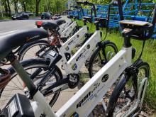 Od dziś znów możemy wyjechać w miasto rowerem miejskim