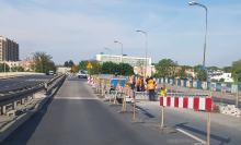 Kierowcy! Znów zmienia się organizacja ruchu na Moście Sybiraków