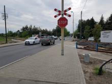 Przejazd kolejowy na ulicy Częstochowskiej doczeka się rogatek i świateł