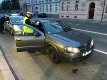 Pościg ulicami Opola. Zatrzymany mężczyzna był pijany