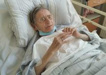 Pani Teresa ma 103 lata i właśnie pokonała koronawirusa