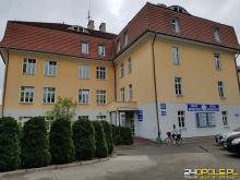 Szpital w Kluczborku wstrzymuje przyjęcia i wypisy. 5 zakażeń wśród pracowników ZOL-u w Wołczynie