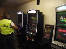 Funkcjonariusze opolskiej KAS ujawnili dwa nielegalne salony gier