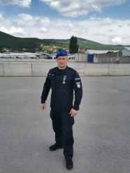 Wyróżnienie dla namysłowskiego policjanta