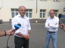 """Andrzej Duda: """"Samorząd województwa nie daje rady"""". Marszałek Andrzej Buła zabiera głos"""