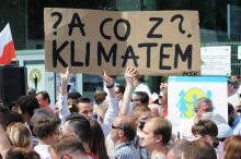 Młodzieżowy Strajk Klimatyczny zaatakowany na wiecu Andrzeja Dudy. Młodzi chcą przeprosin