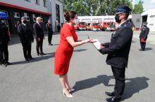 17 jednostek OSP z województwa opolskiego otrzymało promesy na zakup wozów strażackich