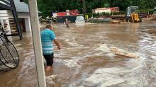 Ponad 100 interwencji straży w regionie w związku z sytuacją pogodową
