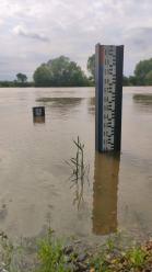 Prezydent Arkadiusz WIśniewski wprowadził stan pogotowia przeciwpowodziowego