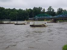Stany rzek obniżają się. Odwołano pogotowie przeciwpowodziowe