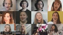 Młodzi artyści z Mniejszości Niemieckiej stworzyli piosenkę dodającą otuchy na czas pandemii