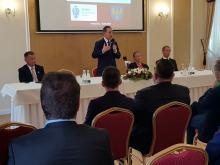 Marszałek Senatu Tomasz Grodzki spotkał się z samorządowcami z Opolszczyzny i młodzieżą