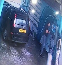 Policja poszukuje mężczyzny podejrzewanego o kradzież